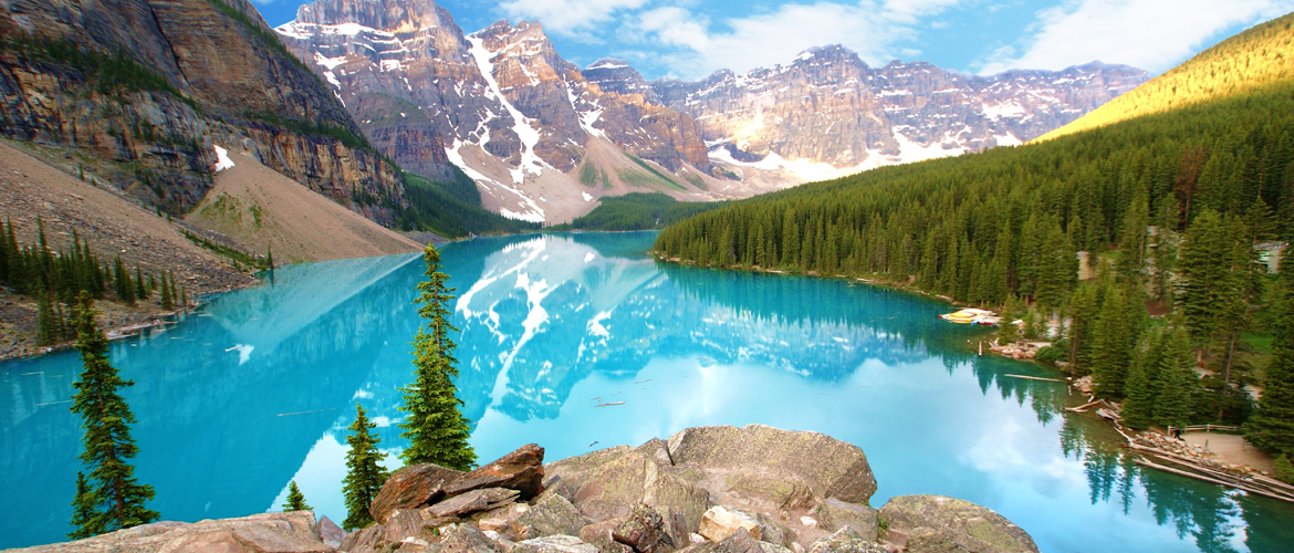 Banff Tours From Seattle